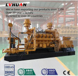 500kw Coal Gas Generator Set with Ce, ISO