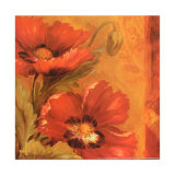 Decorative Flowers (176) on Oil Painting