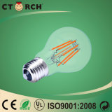 Ctorch Glass E27 Filament LED Bulb Light 6W 100lm/W