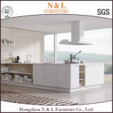 Wooden Home Furniture MFC Board High Glossy New Kitchen Cabinets