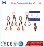 Triple-Leg Steel Chain Sling, Adjustable Lifting Equipment
