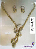 Crystal Jewelry Set/Bridal Jewelry Set/Wedding Jewelry Set (XJW1186)