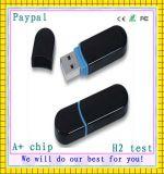 Free Sample High Quality 1/2/4/8GB Plastic USB (GC-P394)