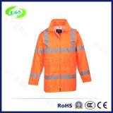 Winter Reflective Industrial Safety Workwear Jacket