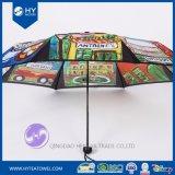 Personalized Custom Art Design Gift Sun Umbrella