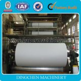 3200mm Office Writing A4 Paper Making Machine Price
