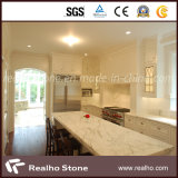Arabescato White Marble Table Top for Kitchen / Dining Room