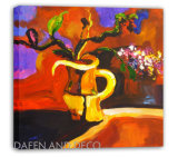 Abstract Oil Painting - New Design (07YG-00124)