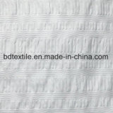 100% Polyester Microfiber Fabric Bubbled/Seersucker Bed /Sheet Fabric