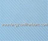 China 100% Polyester Plain Weave Conveyor Mesh Belt / Liquid Filter Cloth/Filter Fabric