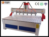 Wood Cutting Router 3D Multi Head Wood CNC Router