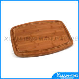 Bamboo Cutting Board with Scale
