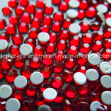 Factory Direct Hot Fix Crystal Rhinestone for Garment (SS10 Siam/4A grade)
