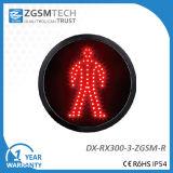 300mm Red Pedestrian Aspect LED Signal Modules