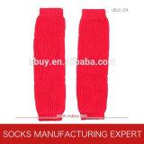 Women′s Fashion Red Leg Warmer