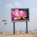 P10 Outdoor LED Digital Display Panel for Advertising Board