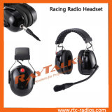 Noise Cancelling Racing Radio Headset for Motorcycle & Car Racing