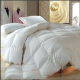 100% 80X80s 400tc Cotton Hotel Bedding Set Comforter Quilt