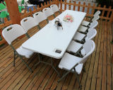 2016 New 8FT Fold-in-Half Rectangular Table (SY-240Z)
