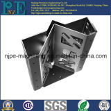 ODM High Quality Stainless Steel Stamping Product with Brushed Finish