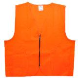 Orange Safety Vest Without Reflective Tape