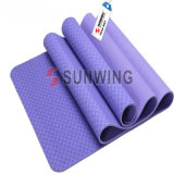 Embossed Anti Slip TPE Yoga Mat