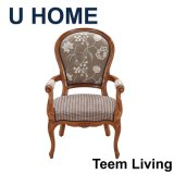 Wooden Furniture Chair Design Fabric Dining Chair Set