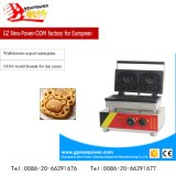 Profession Factory Cartoon Waffle Maker/Waffle Baker Machine for Commerical with Ce (NP-523)