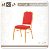Strong Stackable Wholesale Cheap Universal Steel Hotel Chair (JY-T219)