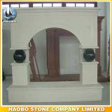 Modern Design Fireplace Mantel Stone