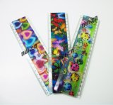 China 3D Lenticular Plastic Ruler Manufacturer