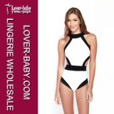 2015 New Fashion Swimsuit Girl Swimwear Bikini Set (L32523)