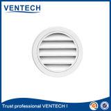 HVAC System Aluminum Waterproof Round Louver