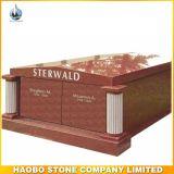 Cheap Western Granite Private Mausoleum Design