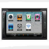 GPS Navigation HD Double 2 DIN Car Stereo DVD Player