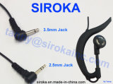 One Way Radio Earphone Without Microphone for Motorola Radio Xt180