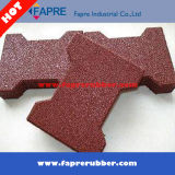 Rubber Brick, Rubber Tile, Rubber Floor