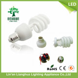 U Shape/Half Spiral/Full Spiral/Lotus 3000h-8000h Energy Saving Lamp, CFL Raw Material