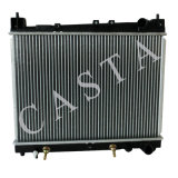 Auto radiator for Toyota Echo Yaris Kapali AT
