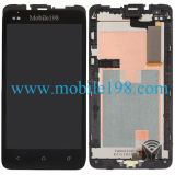 for HTC One Sc T528d LCD Screen and Digitizer Touch Screen with Front Housing