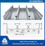 Galvanized Steel Floor Decking Sheet (YX 65-186-558)
