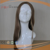 100% Top Quality High End Silk Top Technique Quality Loose Wavy Women Wig (PPG-c-0094)