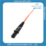MTRJ-MTRJ Multimode Fiber Optic Patchcord