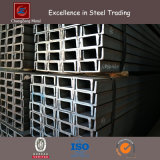 Hot Rolled Channel Iron Steel Bar (CZ-C114)