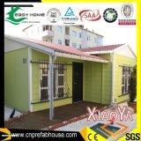Luxury Design Light Steel Prefab House Villa (XYJ-03)