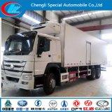 Sinotruk 8cbm 8000 Liters Freezer Truck