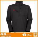 Men′s Print Powerfleece High Quality Jacket