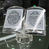 Crystal Religious Book Souvenirs Islamic Religious Gifts