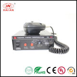Outdoor Siren/Strobe Light Fire Alarm Siren with Microphone 100W Siren Use The Police Car to Open up The Road