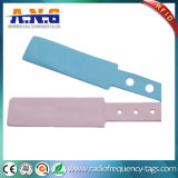 RFID Soft PVC Wirstband Tag for Hospital Use